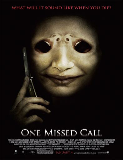 One missed call (Llamada perdida)