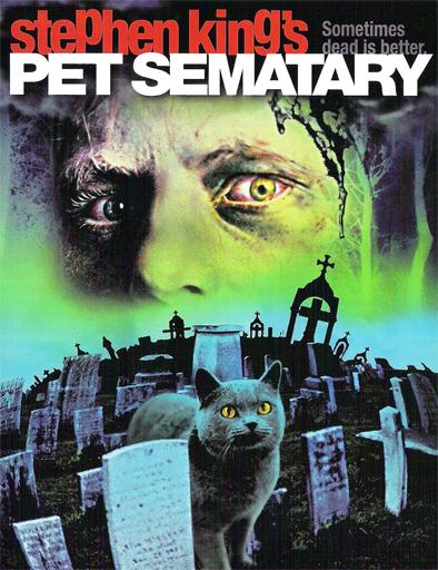 Poster de Pet Sematary (Cementerio viviente)