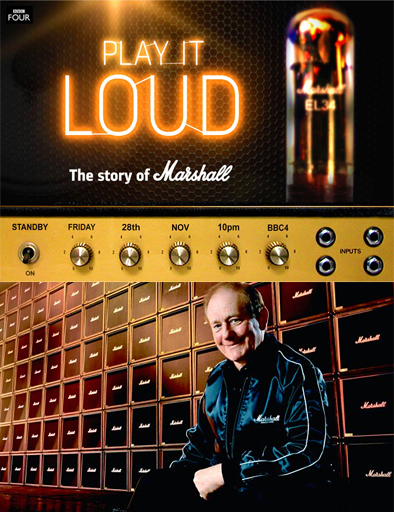 Play It Loud: The Story of Marshall ()