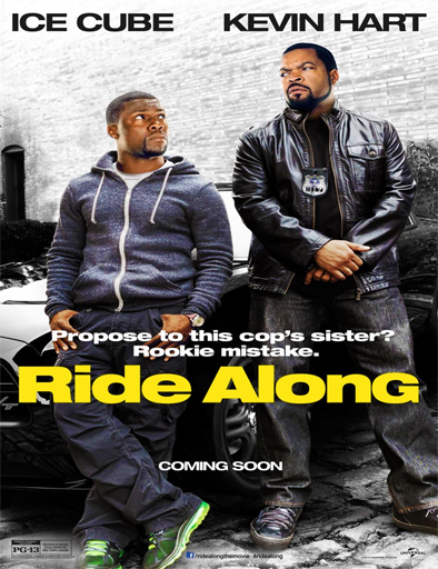 Ride Along (Vaya patrulla) ()