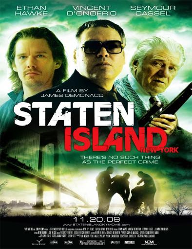 Staten Island (El estado de la mafia)