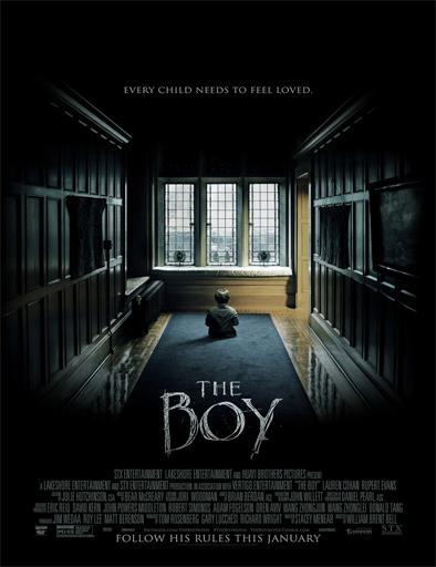 Poster de The Boy (El niño)