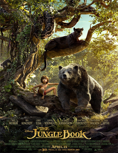 The Jungle Book (El libro de la selva) (2016) [TS-HQ] [Latino] [1 Link] [MEGA]