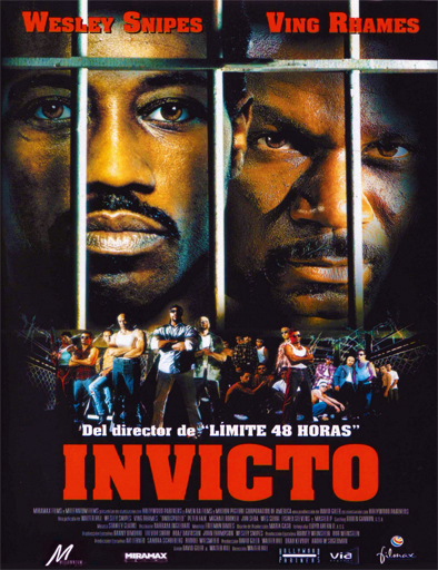 Poster de Undisputed (Invicto)