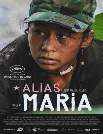 Poster de Alias María
