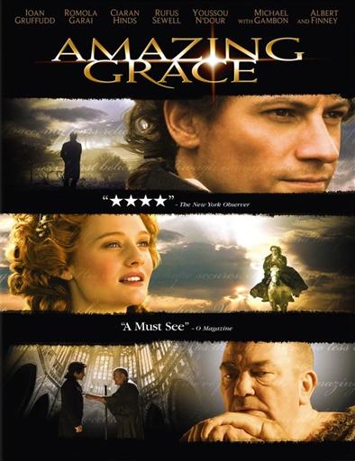Poster de Amazing Grace (Himno de libertad)