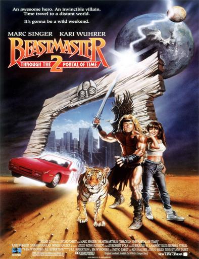 Poster de El señor de las bestias 2: La puerta del tiempo