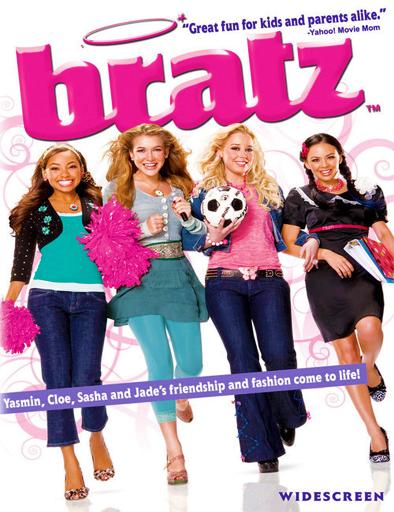 Poster de Bratz: La película