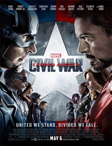 Capitán América: Civil War (2016) [CAM] [Latino] [1 Link] [MEGA]
