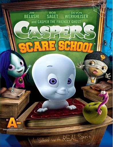 Casper, Escuela De Sustos (2009)