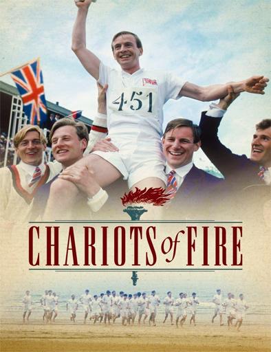 Poster de Chariots of Fire (Carros de fuego)