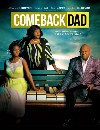 Poster de Comeback Dad