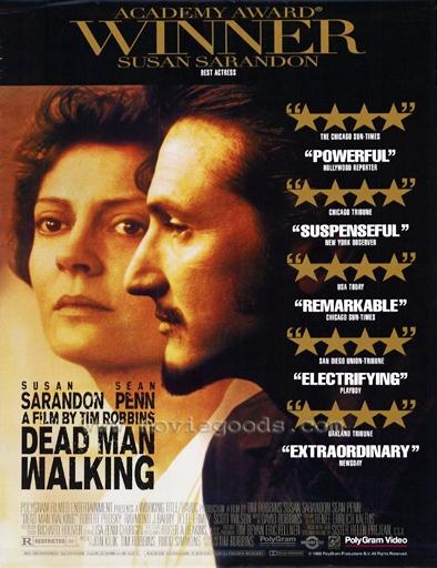 Poster de Dead Man Walking (Pena de muerte)