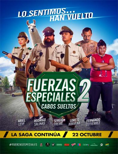 Fuerzas Especiales 2: Cabos sueltos (2015) online