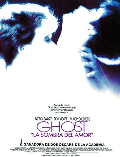 Poster de Ghost: La sombra del amor