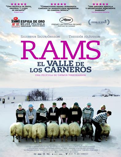 Poster de Carneros: La historia de dos hermanos y ocho ovejas