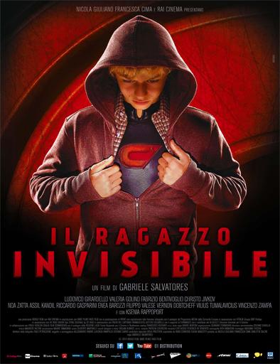 Poster de Il ragazzo invisibile (The Invisible Boy)