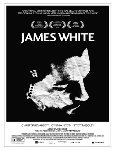 Poster de James White