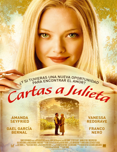 Poster de Letters to Juliet (Cartas a Julieta)