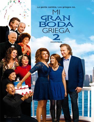 Mi Gran Boda Griega 2 Película Completa Online DVD HD [MEGA] [LATINO] 2016