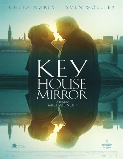 Nøgle hus spejl (Key House Mirror)