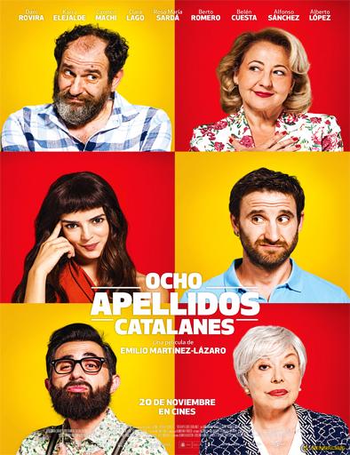 Poster de Ocho apellidos catalanes