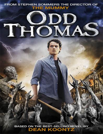 Poster de Odd Thomas, cazador de fantasmas