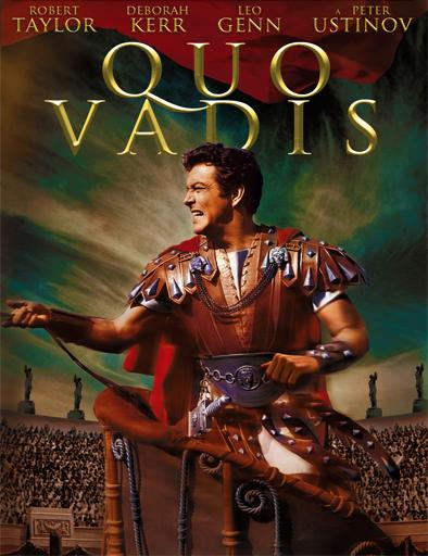 Poster de Quo Vadis