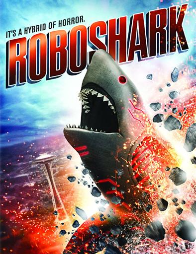 Poster de Roboshark