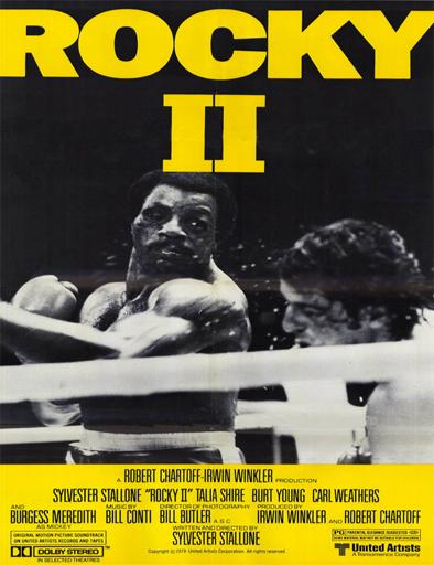 Poster de Rocky 2