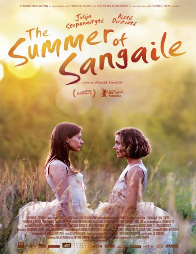 Poster de Sangaïlé (The Summer of Sangaile)