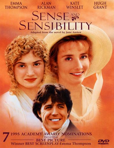 Poster de Sense and Sensibility (Sensatez y sentimientos)