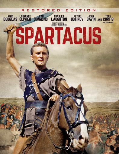 Poster de Spartacus (Espartaco)