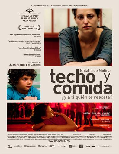 Poster de Techo y comida