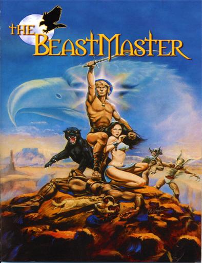 Poster de El señor de las bestias