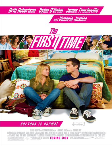 Poster de The First Time (La primera vez)