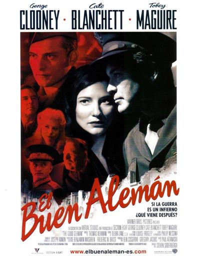 Poster de The Good German (El buen alemán)