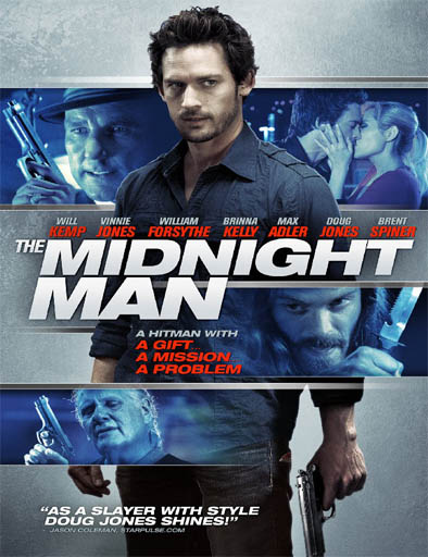 Poster de The Midnight Man