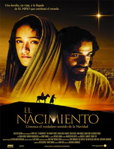 Poster de The Nativity Story (El nacimiento)