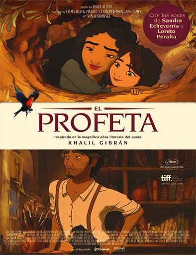 Poster de The Prophet (El profeta)