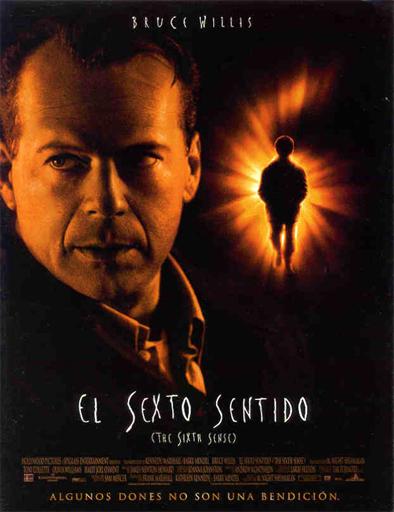 Poster de The Sixth Sense (El sexto sentido)