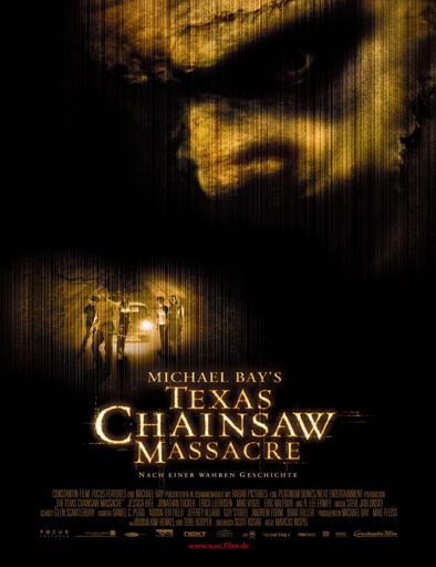 Poster de La masacre de Texas