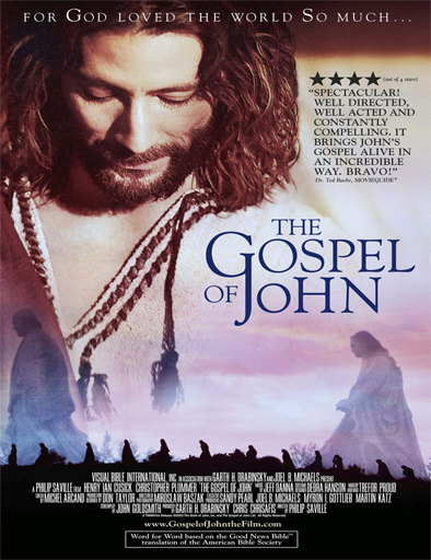 Poster de The Gospel of John (El Evangelio de Juan)