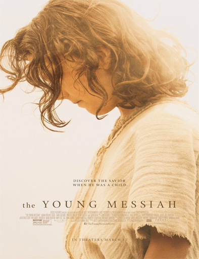 Poster de The Young Messiah (El Mesías)