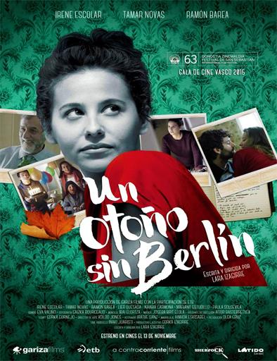 Poster de Un otoño sin Berlín