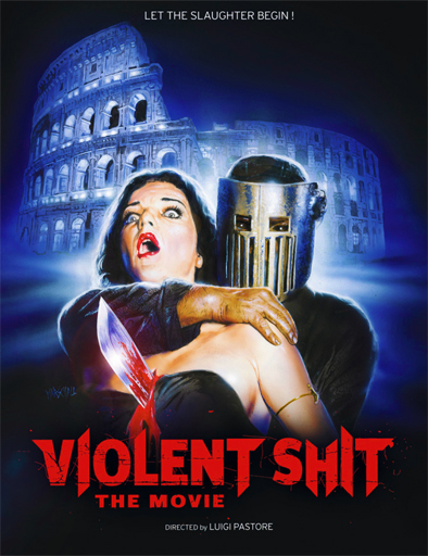 Poster de Violent Shit: The Movie