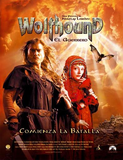 Poster de Wolfhound, el guerrero