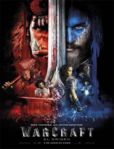 Warcraft: El Origen 2016 Online latino español Gratis