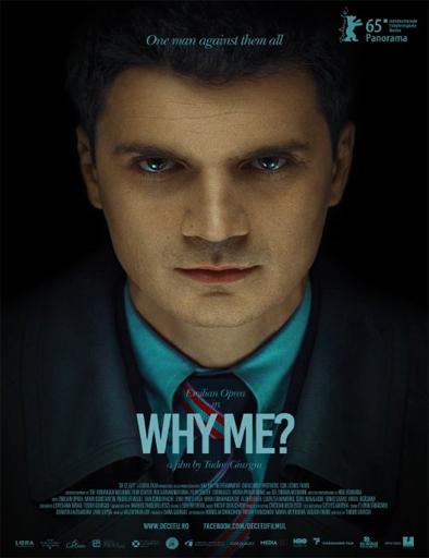 Poster de De ce eu? (Why Me?)