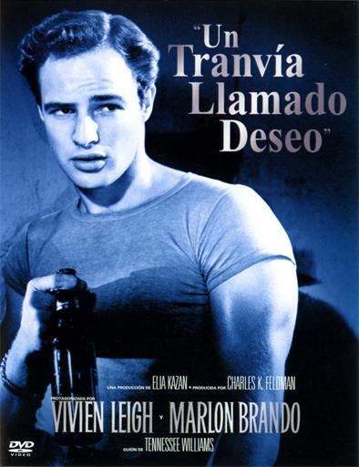 Poster de Un tranvía llamado deseo